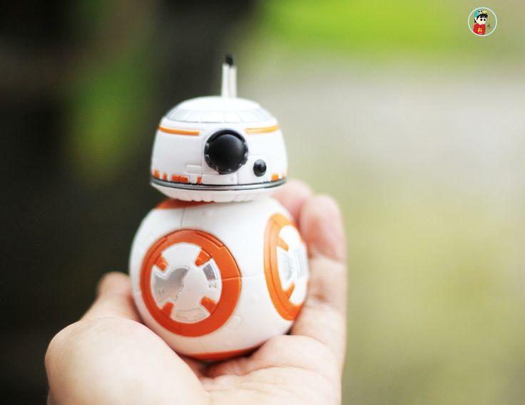 My BB-8 ...  Funko Pop