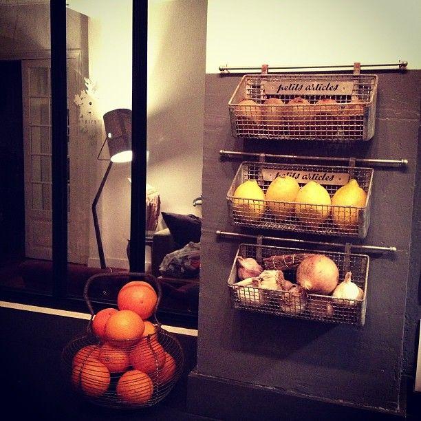 .@stephaniezwicky | Finition déco de la cuisine #industriel #deco | Webstagram - the best Instagram viewer