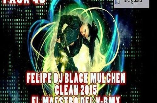 Dj Black Mulchen Pack Vol 48 - Chile Remix