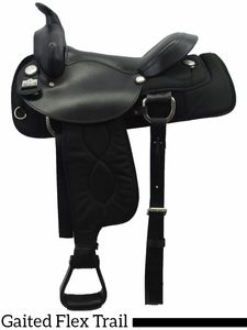 The Tennessean Trail Saddle for Sale Fabtron Gaited Horse Saddle for Sale Big Horse Ralide Flex Tree Gaited Saddle for Sale