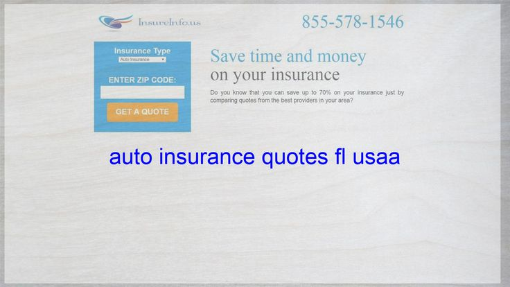 Auto Insurance Quotes Fl Usaa Life Insurance Quotes Travel