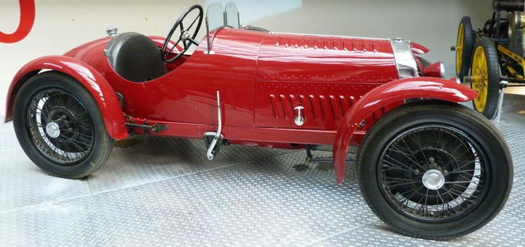 Vikov 7/28 Sport - 1929 - Vintage car at the National Technical Museum of…