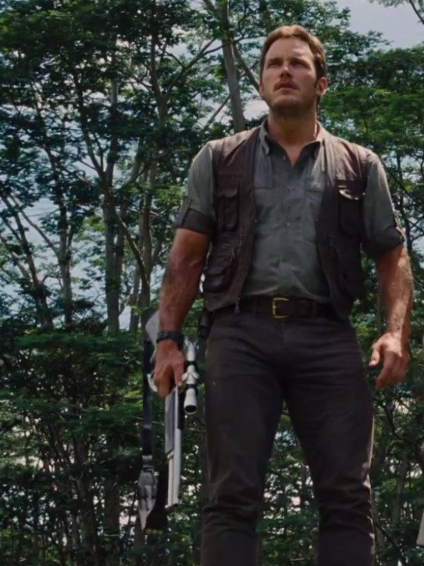 Owen Chris Prat Vest is now available at New American Jackets Store, So avail now this Jurassic World Vest with Easy Exchange and return guarantee #JURASSICWORLDVEST #ChrisPrattVest #sensationalpieceoffashion #NewAmericanJackets #groovystyles