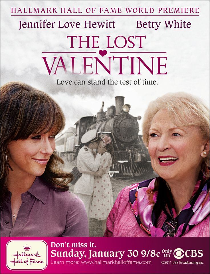 """The Lost Valentine!"" When true love truly never ends. By far the Best romantic film I have ever seen! Not even The Notebook can begin to compete with this love story."