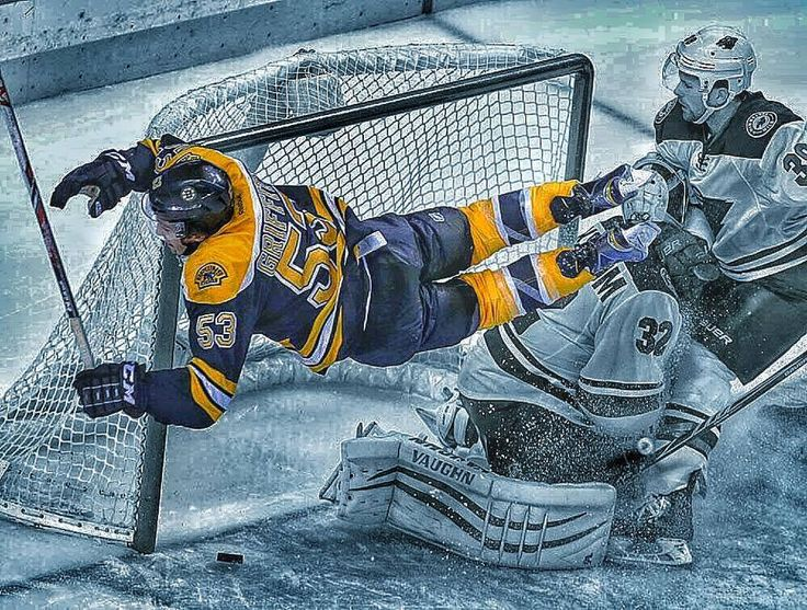 Seth Griffith, Boston Bruins... Look familiar??
