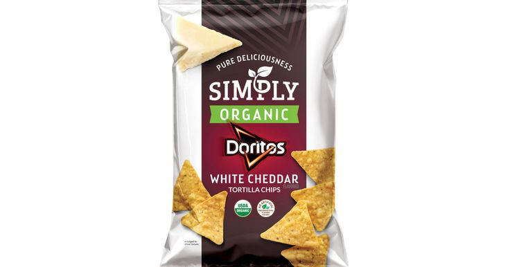 """Join 4 people right now at """"Frito-Lay Unveiled 'Organic' Doritos"""""""