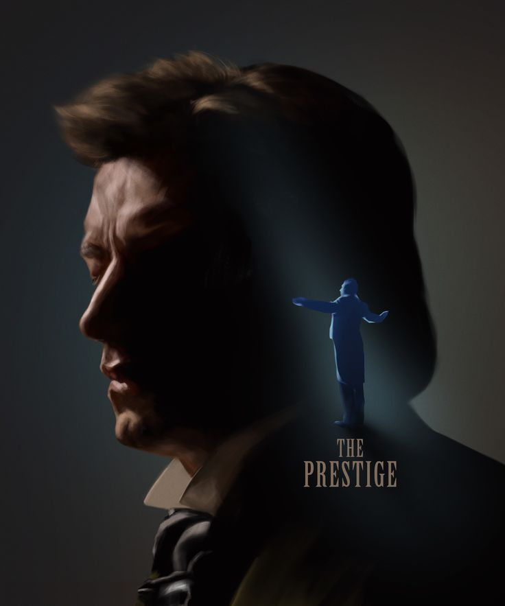 ArtStation - the Prestige, Anna Khlystova