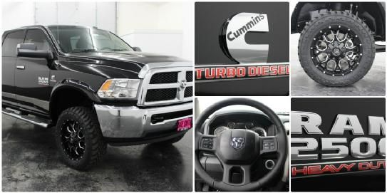 Dave Smith Motors Is Giving Away A New 2015 Ram 2500 4x4