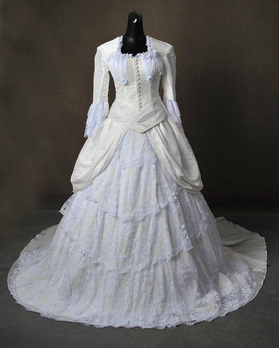 Located In Richmond Va Phantom Of The Opera Christine Daaé Wedding Broadway Cosplay Costume Gown Dress