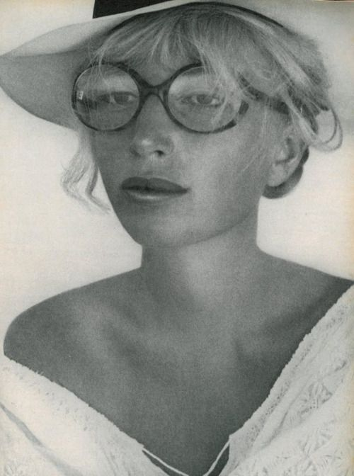Monica Vitti by Elisabetta Catalano, 1970.