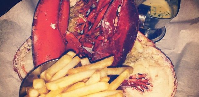Burger & Lobster: More Butter, Please?