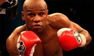 Boxing players are among the most idolized celebrities. They often draw crowds wherever they go, especially when promoting big fights, or just playing mind games with their opponents