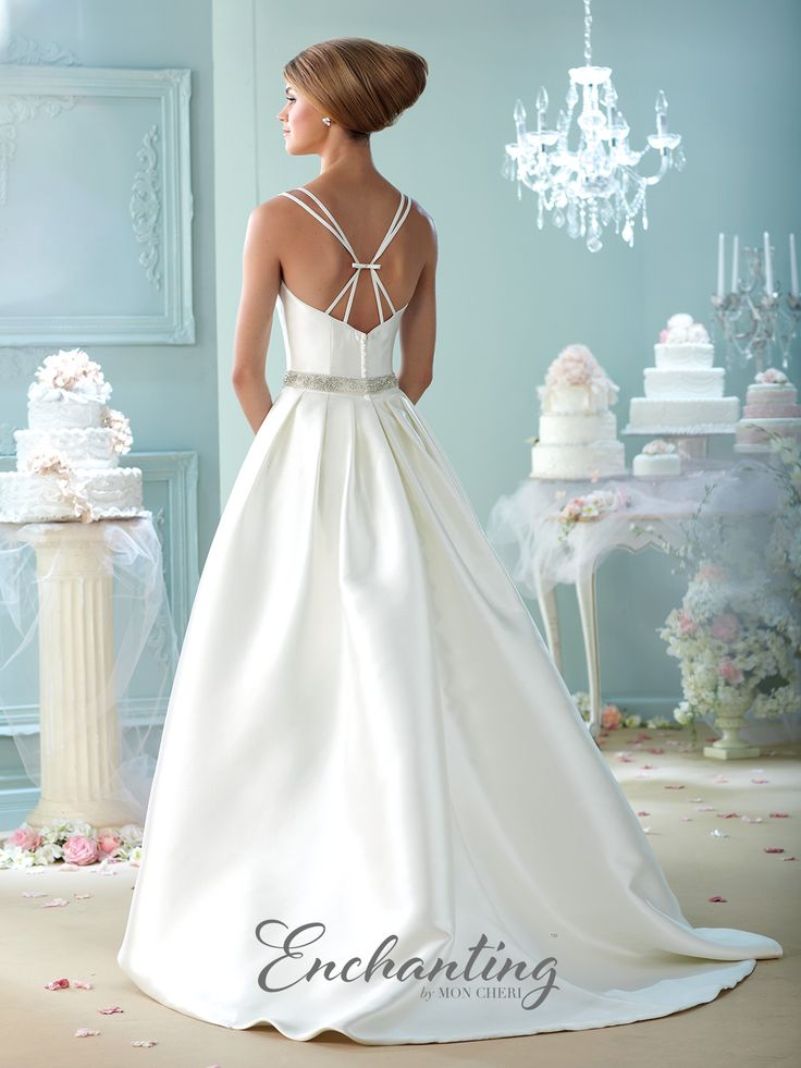 78 best Wedding gowns images on Pinterest | Weddings, Bridal ...