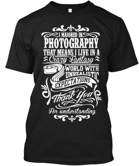 LIMITED EDITION - Photography | Teespring