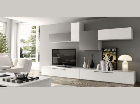 Fotografía de Muebles de salones modernos ACQUA 20