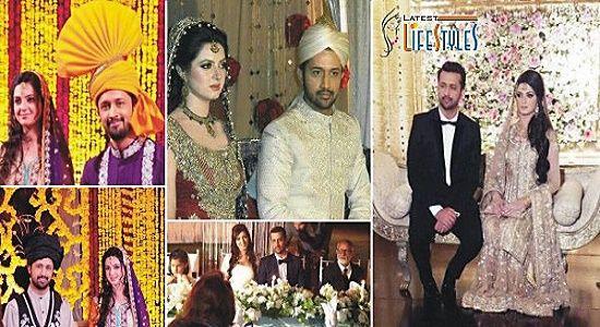 Atif Aslam Wife Sara Bharwana Wedding Pics #AtifAslamWeddingPics #SaraBharwanaWeddingPics #AtifAslamWife #IndoPakSinger http://top13best.com/atif-aslam-wife-sara-bharwana-wedding-pics/