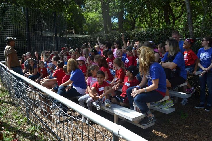 School Groups at Dade City's Wild Things