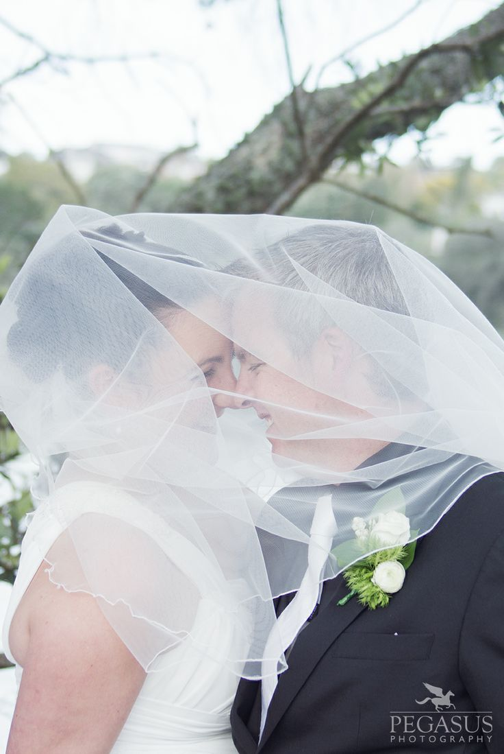 Bride and Groom - Pegasus Photography