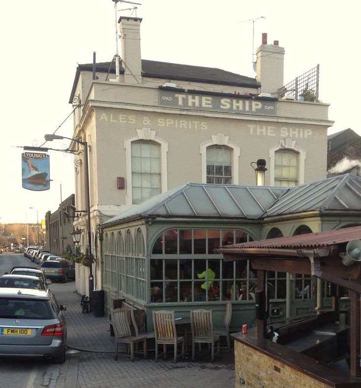 The ship wandsworth foodie hotspots in london pinterest