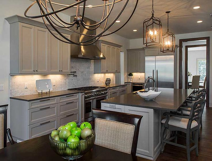 Best 165 Best Gray Off White Kitchen Cabinets Images On 400 x 300