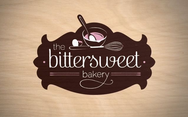 bakery logo design logo pinterest logo design the white and