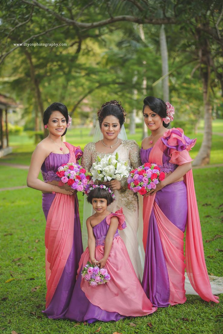 1212 best happy images on pinterest bridal sarees for Wedding party dresses in sri lanka