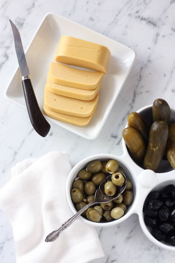 """AIP Nut-Free, Dairy-Free """"Cheese"""" by @thespunkycoconut #paleo #AIP"""