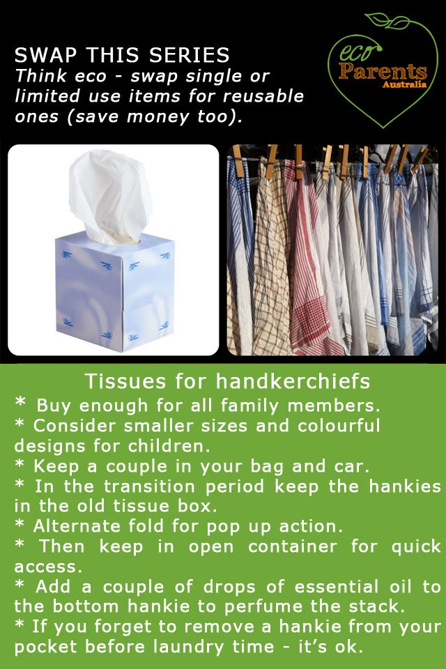 There is nothing like a hankie to contain boogers. So much more effective than a tissue. They can also be used to wiping faces, hands and cleaning up messes.