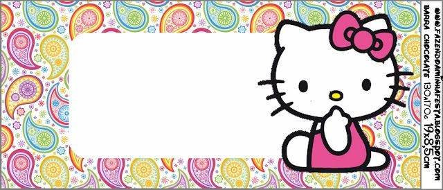 Imprimibles de Hello Kitty 24.