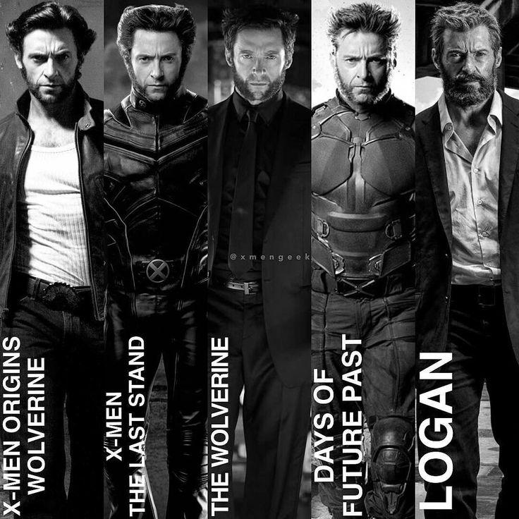 Evolution of Logan