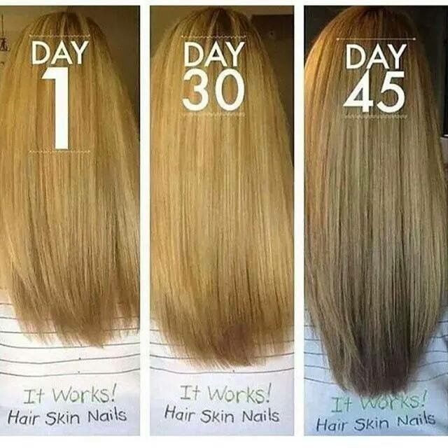 14 best It Works! images on Pinterest | It works, Hair skin nails ...