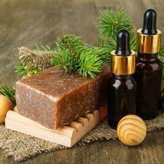 Seife herstellen - Seifen-Rezept: Braune Bio Seife mit Tannennadelöl herstellen - Kakao und Tanne – eine extravagante Mischung, die Ihrer Seife eine tolle Optik und einen wunderbaren Duft verleiht ...