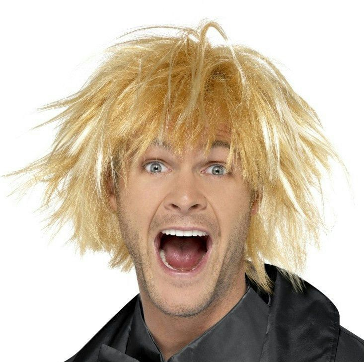 Let's Party With Balloons - 90's Messy Surfer Guy Wig, $23.00 (http://www.letspartywithballoons.com.au/90s-messy-surfer-guy-wig/)