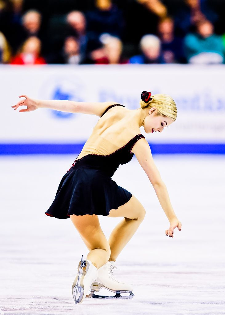 Gracie Gold - U.S. National Championships 2016