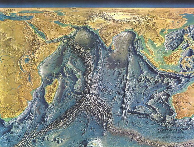 Ocean Floor Metamorphism