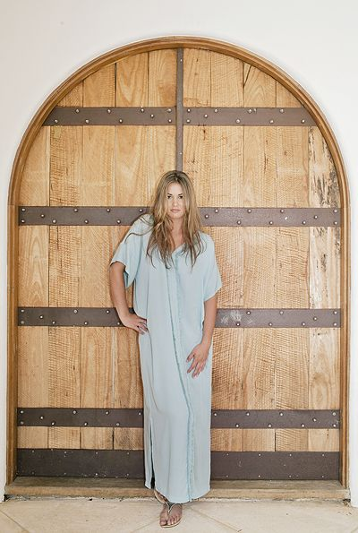 Humidity Moyo Kaftan  $125
