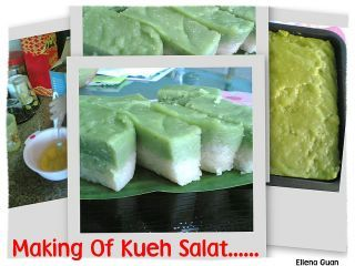 Cuisine Paradise | Singapore Food Blog | Recipes, Reviews And Travel: Kueh Salat