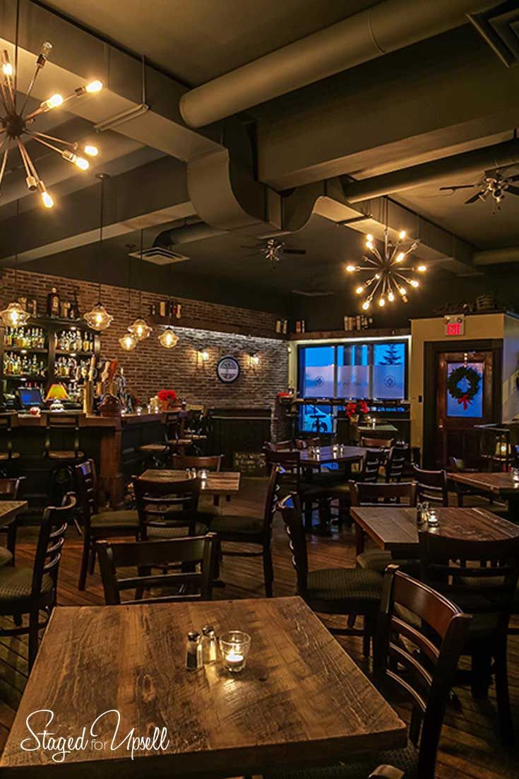 Beau I Recently Completed An Interior Design Project For Jamiesonu0027s Irish Pub.  Lot Six Took The