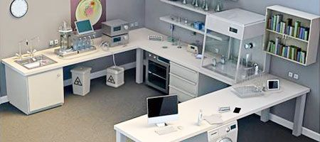 Biology Lab design