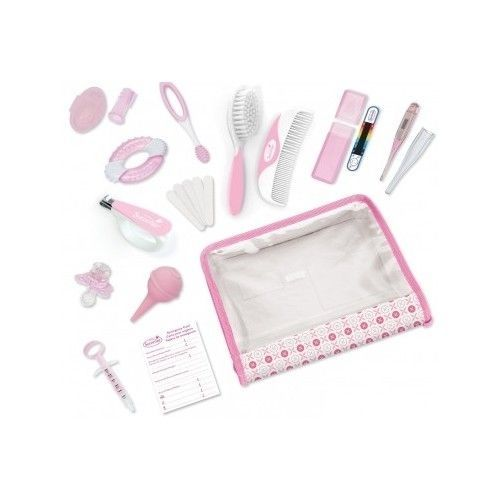 care nursery kit infant baby grooming pink health newborn girl nail clippers
