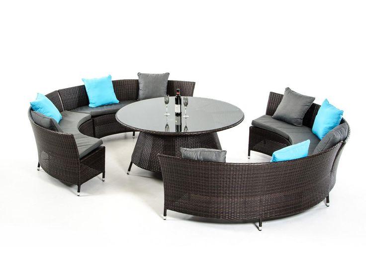 Renava Luxemburg Outdoor Dining Set. Distributed By VIG Furniture. Www. Vigfurniture.com