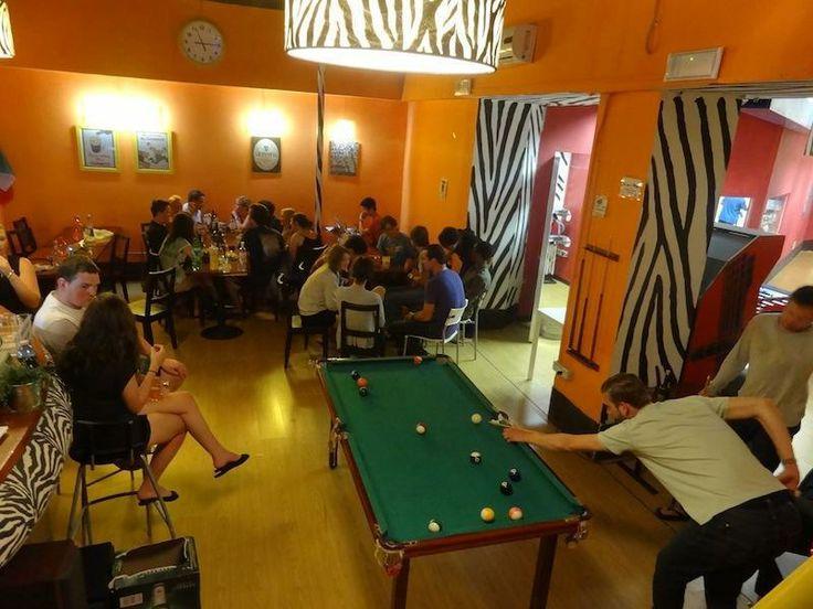 Zebra hostel milan italy go around europe backpacker for Hostel milan