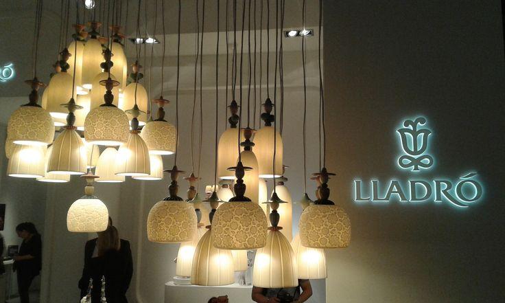 Lladro lighting