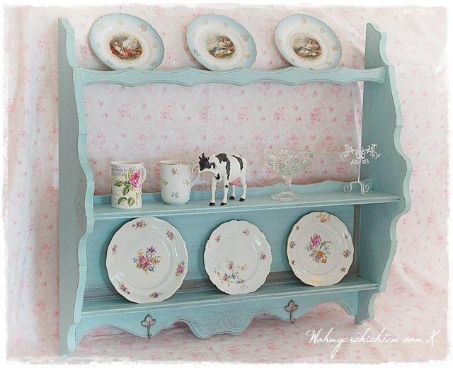 Abisukcom  53032140407102Wandregal Küche Vintage ~ Verschiedene