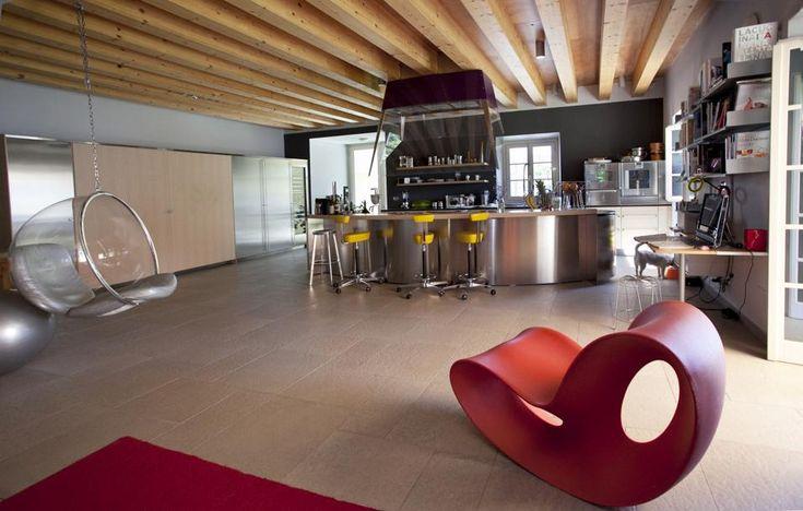 A casa di alberto alessi interiors homes pinterest for Alessi casa