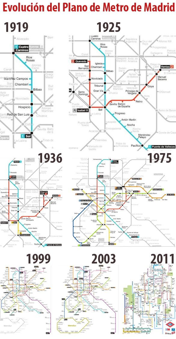 Ms de 25 ideas increbles sobre Mapa del metro en Pinterest