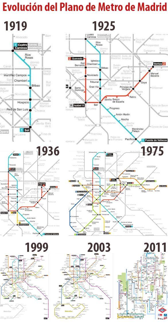 Y sin haber visto esto… ¿vas en Metro como si nada? | viajediario