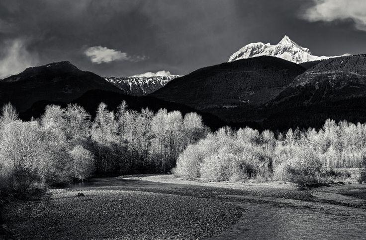 Mount Garabaldi, Mamquam River | Flickr - Photo Sharing!