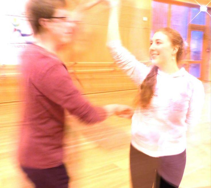 Yoga Tanz Projekt Oldenburg: Discofox 1 - Seminar für Anfänger und zum Wiederholen am 01. März 2014, 18 - 20 Uhr, beim BTB in Oldenburg