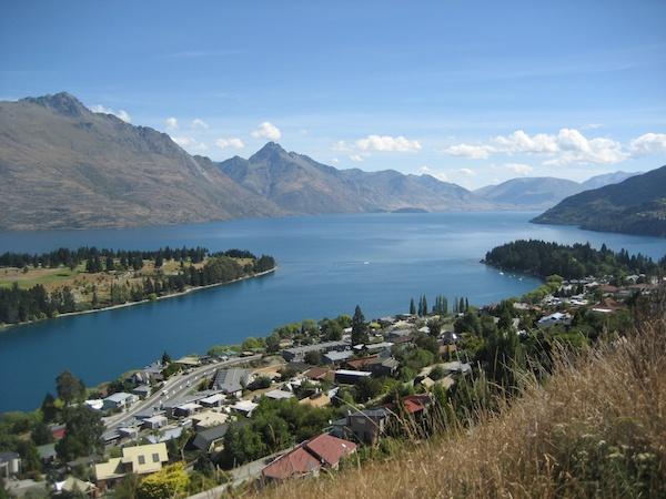 Queenstown, New Zealand...